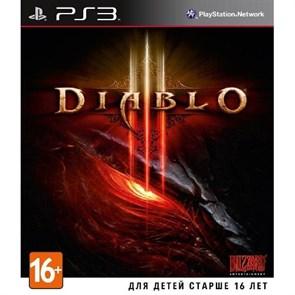 Diablo III [PS3, русская версия]