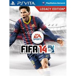 FIFA 14 [PS Vita, английская версия]