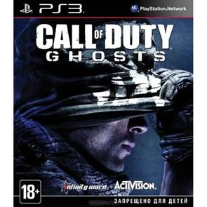 Call of Duty Ghosts. Русская версия (PS3)