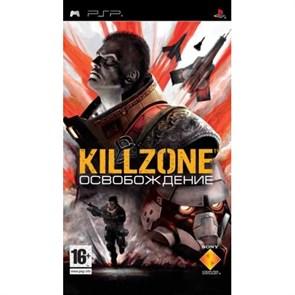 Killzone: Освобождение (Platinum) [PSP, русская версия]