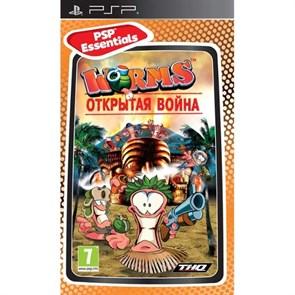 Worms. Открытая Война (PSP)