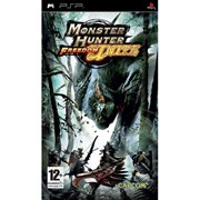 Monster Hunter Freedon Unite (PSP)