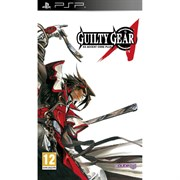 Guilty Gear: Accent XX Core Plus (PSP)
