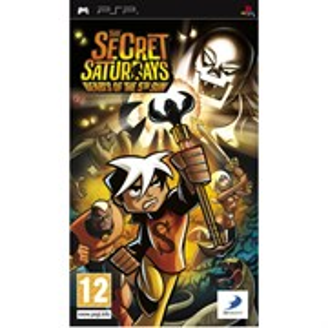 Secret Saturdays: Beasts of the 5th Sun (PSP)