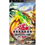 Bakugan: Defenders of the Core (PSP)