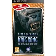 Peter Jackson's King Kong: The Official Game of the Movie (PSP)