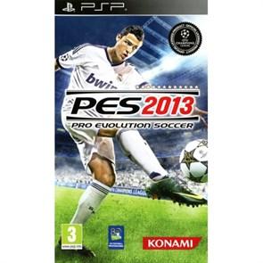 Pro Evolution Soccer 2013 [PSP, русские субтитры]