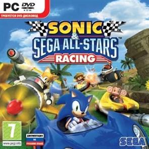 Sonic&SEGA All-Stars Racing