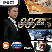 007 Legends. Русская версия (PC-DVD, Jewel)