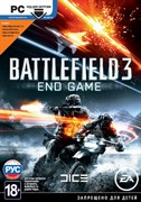 Battlefield 3. End Game (код загрузки) [PC, русская версия]