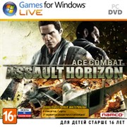 ACE COMBAT Assault Horizon [PC, Jewel, русские субтитры]