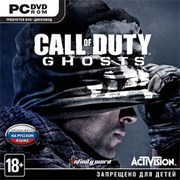 Call of Duty. Ghosts PC-DVD (Jewel)