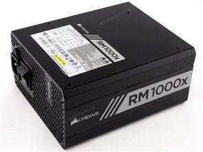 Блок питания ATX 1000W Corsair RM1000x (CP-9020094-EU) 80+ Gold, модульный