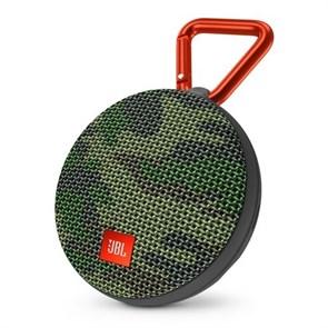 Акустическая система JBL Clip 2, камуфляж, Bluetooth® (JBLCLIP2SQUAD)