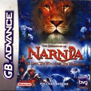 Chronicles of Narnia: Lion, Witch, Wardrobe (игра для игровой приставки GBA)
