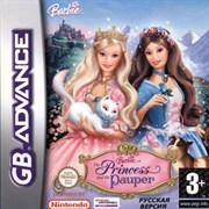 Barbie: Princess and the Pauper (игра для GBA)