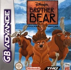 Brother Bear (Братец Медвеженок) (игра для GBA)