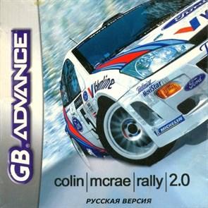 Colin Mcrae Rally 2.0 (игра для GBA)