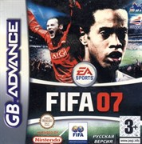 FIFA 2007 (игра для игровой приставки GBA)