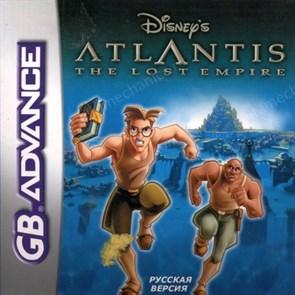 Atlantis: The Lost Empire (игра для GBA)