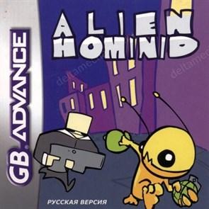 Alien Hominide (игра для GBA)