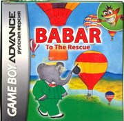 Babar-to the  Rescue (игра для игровой приставки GBA)