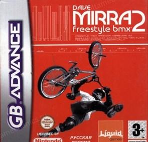 Dave Mirra Freestyle BMX 2 (игра для GBA)