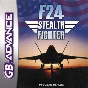F24 Stealth Fighter (игра для игровой приставки GBA)