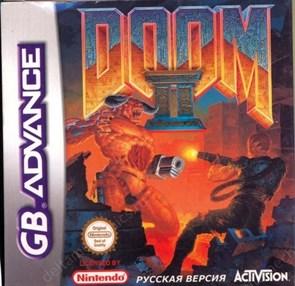 Doom 2 (игра для игровой приставки GBA)