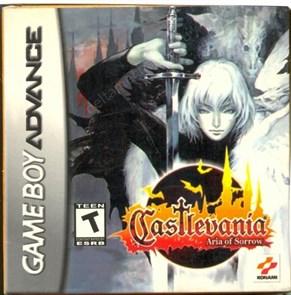 Castlevania: Aria of Sorrow (игра для GBA)