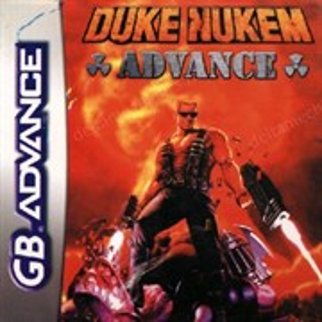 Duke Nukem Advance (игра для игровой приставки GBA)