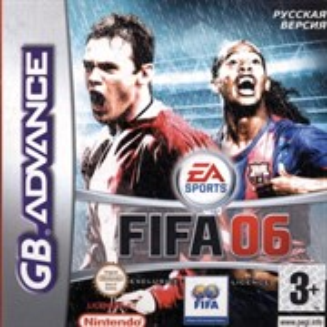 FIFA 06 (игра для игровой приставки GBA)