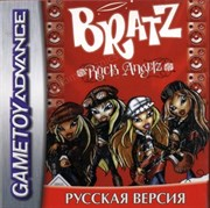 Bratz Rock Angelz (игра для GBA)