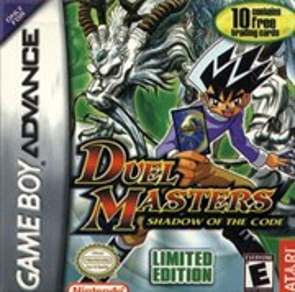 Duel Master: Shadow of the Code (игра для игровой приставки GBA)