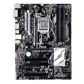 Socket 1151 ASUS PRIME H270-PRO (iH270, 4xDDR4, SATA 6Gb/s, M.2, DVI/HDMI/DP, 6xUSB 3.0, GLAN, ATX)